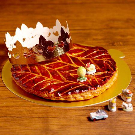 クリスマスケーキガレットデロワクリスマス2020