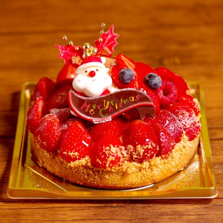 クリスマスケーキ聖夜の苺クリスマス2020
