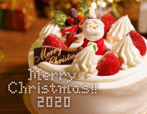 2020年クリスマスケーキの予約を開始しました!